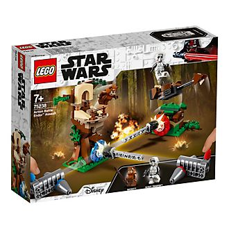 Asalto batalla de Endor, Star Wars, LEGO (set 75238)