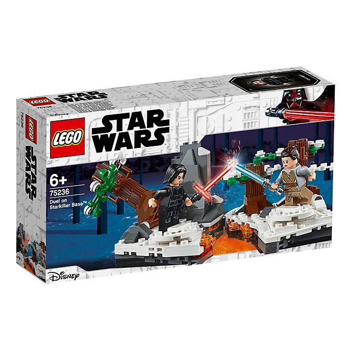 LEGO - Star Wars - Duell auf Starkiller-Basis - 75236