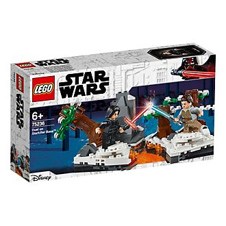 Duelo en la base del Starkiller, Star Wars, LEGO (set 75236)