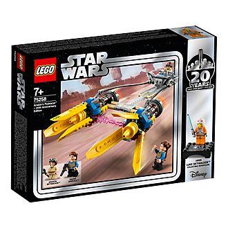 Set LEGO Star Wars 75258 in edizione limitata Anakin's Podracer - 20° Anniversario