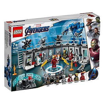 Set LEGO 76125 Iron Man Hall of Armour Avengers: Endgame