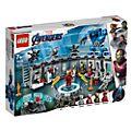 Salón de armaduras Iron Man, Vengadores: Endgame, LEGO (set 76125)