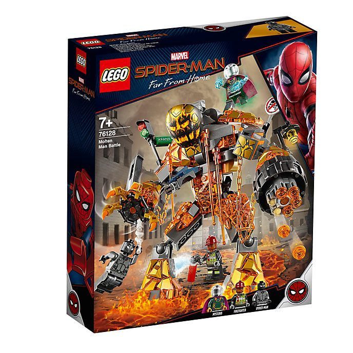 LEGO Molten Man Battle Set 75218, Spider-Man: Far From Home