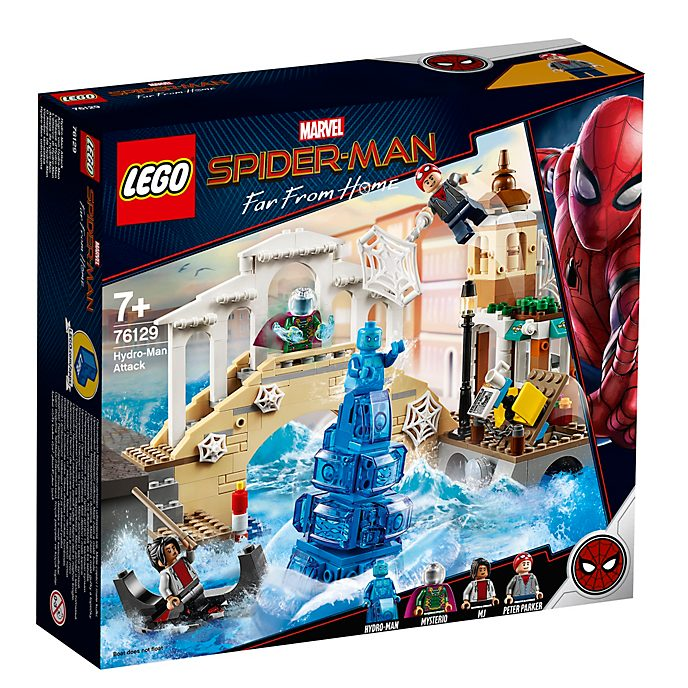 LEGO Marvel Super Heroes 76129 Hydro-Man Attack, Spider-Man: Far From Home