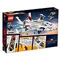 LEGO Ataque con drones al avión Stark (set 76130), Spider-Man: Lejos de casa