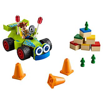 LEGO - Toy Story 4 - Woody und RC, Set 10766