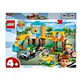 LEGO Aventura en el parque con Buzz y Bo-Peep (set 10768), Toy Story4