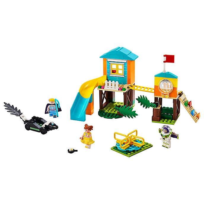 LEGO Set avventure al parco giochi con Buzz e Bo Peep 10768, Toy Story 4