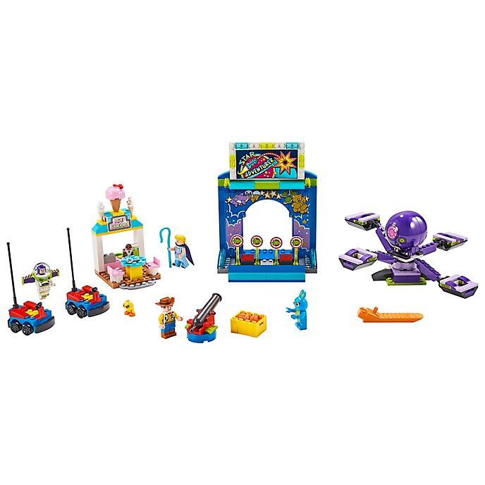 LEGO Buzz & Woody's Carnival Mania! Set 10770, Toy Story 4