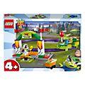 LEGO Diversión en la montaña rusa (set 10771), Toy Story4