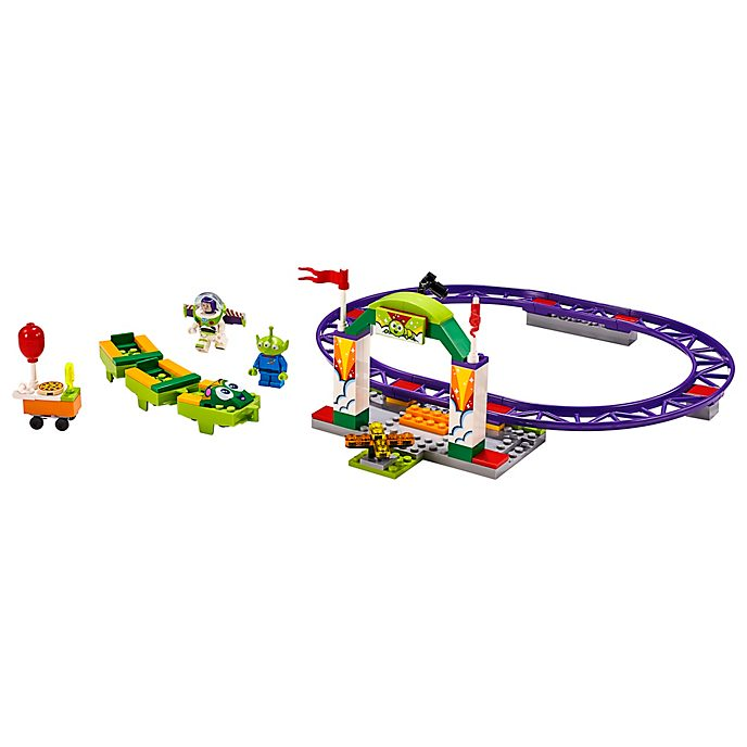 LEGO Set Carnival Thrill Coaster 10771, Toy Story 4