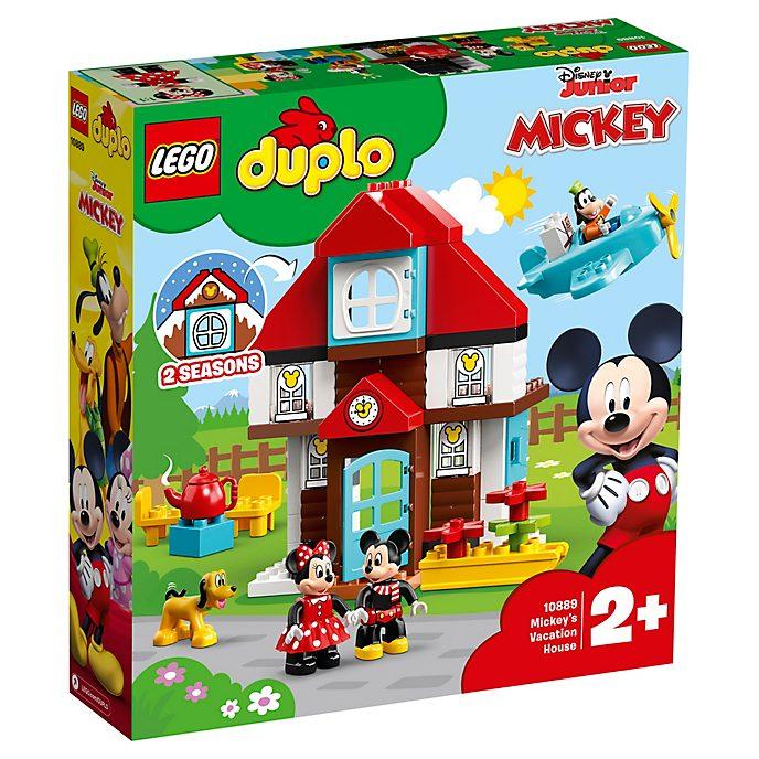 LEGO DUPLO casa vacaciones Mickey (set 10889)