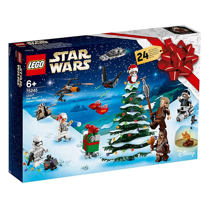 Calendrier De L Avent Minnie.Lego Star Wars 75245 Calendrier De L Avent 2019