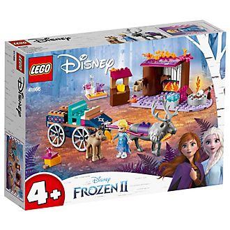 LEGO aventura en la carreta, Elsa, Frozen 2 (set 41166)