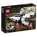 Set 75248 Starfighter A-Wing della Resistenza Star Wars LEGO