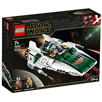 LEGO - Star Wars - Resistance A-Wing Starfighter - Set75248