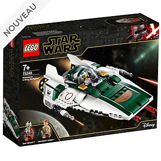 LEGO Star Wars75248Chasseur stellaire A-Wing rebelle