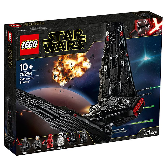 LEGO - Star Wars - Kylo Ren's Shuttle - Set 75256