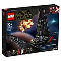 LEGO Star Wars Kylo Ren's Shuttle Set 75256