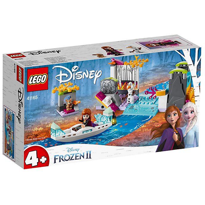 LEGO - Die Eiskönigin2 - Annas Kanufahrt - Set 41165