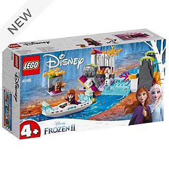 LEGO Frozen 2 Anna's Canoe Expedition Set 41165