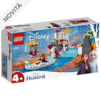 Set 41165 Spedizione in canoa di Anna Frozen 2: Il Segreto di Arendelle LEGO