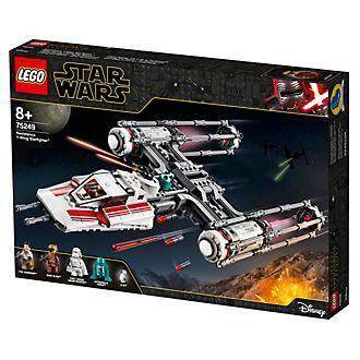 LEGO Star Wars75249Chasseur-bombardier Y-Wing rebelle