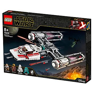 LEGO Star Wars caza estelar ala-Y, Resistencia (set 75249)
