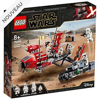 LEGO Star Wars75250La course-poursuite en speeder sur Pasaana