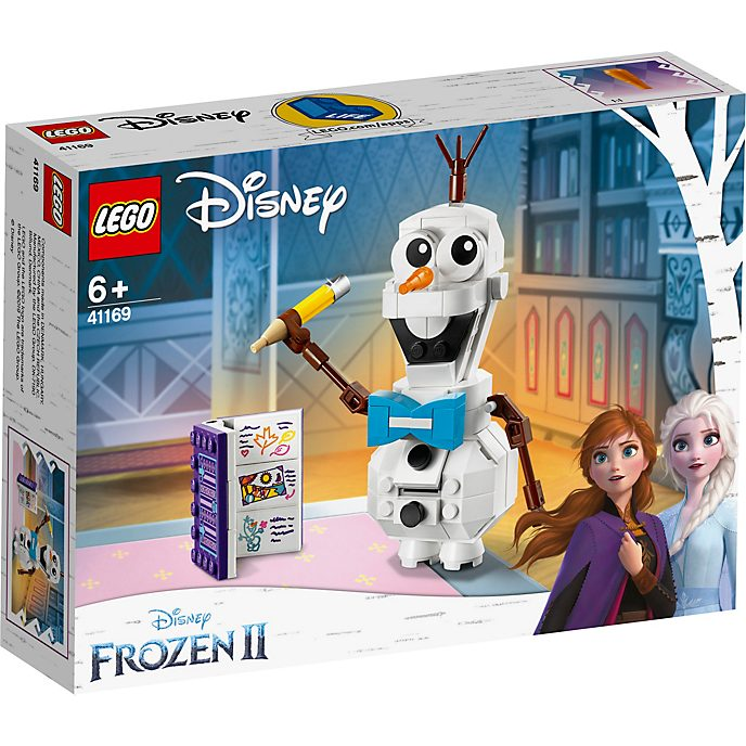 Set 41169 Kit di costruzione di Olaf Frozen 2: Il Segreto di Arendelle LEGO