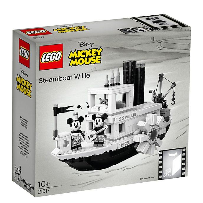 LEGO Ideas Mickey Mouse ''El botero Willie'' (set 21317)