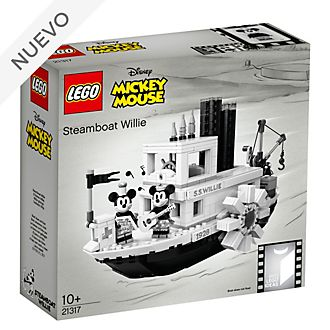 LEGO Ideas Mickey Mouse ''El botero Willie'' (set 21317)