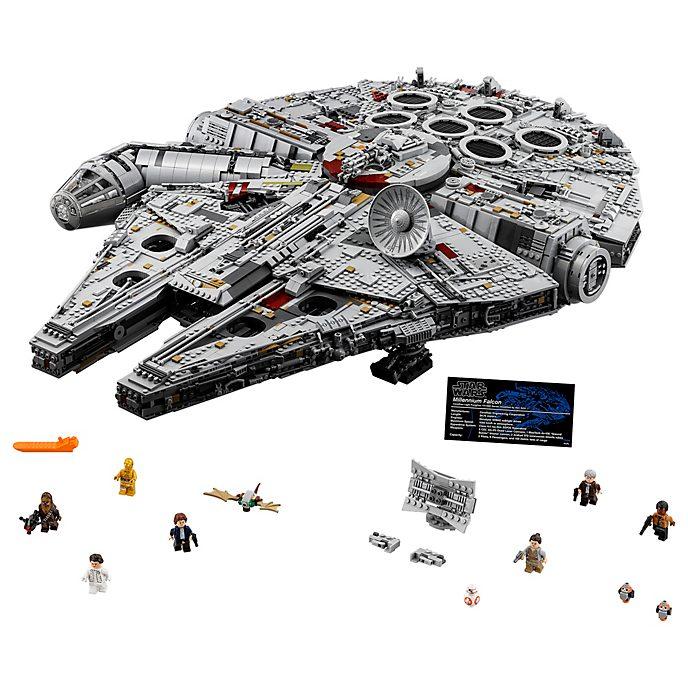 LEGO Star Wars Halcón Milenario (set 75192)