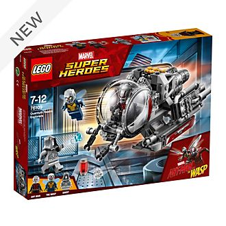 LEGO Marvel Superheroes Quantum Realm Explorers Set 76109