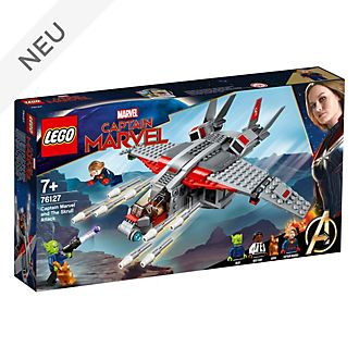 LEGO - Captain Marvel and The Skrull Attack - Set 76127