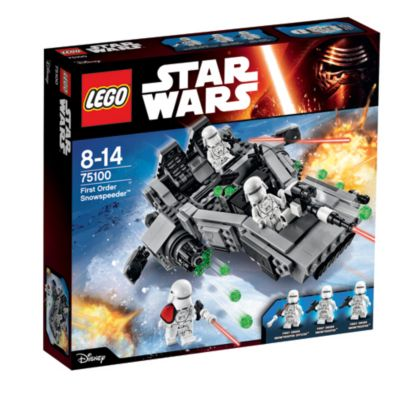 LEGO First Order Snowspeeder Set 75100, Star Wars: The Force Awakens