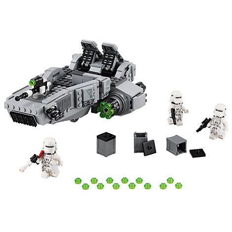Set LEGO Star Wars Snowspeeder del Primo Ordine 75100