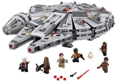 LEGO Star Wars Halcón Milenario (set 75105)