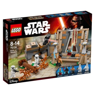 LEGO Battle on Takodana Set 75139, Star Wars: The Force Awakens