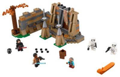 Ensemble LEGO 75139 La bataille de Takodana, Star Wars : Le Réveil de la Force