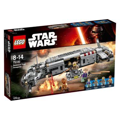 LEGO transportador de soldados de la Resistencia, Star Wars: El despertar de la fuerza (set 75140)
