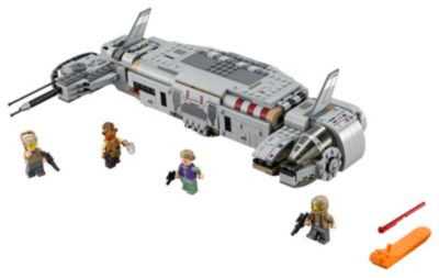 LEGO Resistance Troop Transporter Set 75140, Star Wars: The Force Awakens