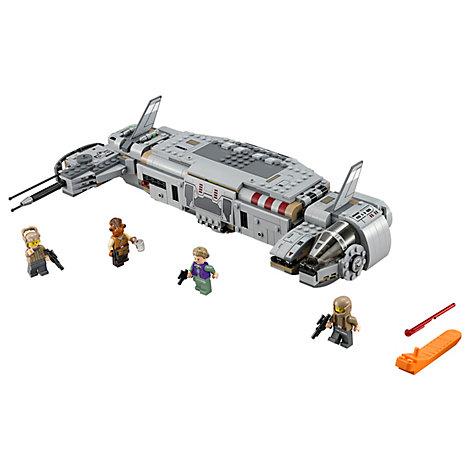 Set LEGO 75140 Resistance Troop Transporter, Star Wars: Il Risveglio della Forza