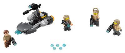 LEGO 75131 Resistance Trooper Battle Pack, Star Wars: Il Risveglio della Forza
