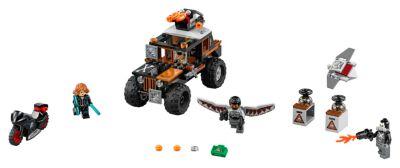 Set LEGO 76050 Crossbones e il colpo pericoloso