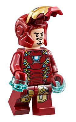 Set LEGO 76051: batalla aeropuerto superhéroes