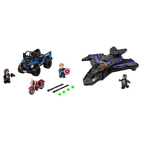 LEGO Black Panther på jagt sæt 76047