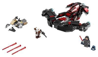 Ensemble LEGO 75145 Chasseur Eclipse Star Wars