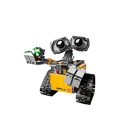 LEGO IDEAS WALLE