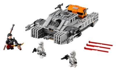 LEGO set med Imperial Assault svävartank 75152, Rogue One: A Star Wars Story